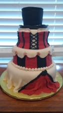 Cosplay Cake